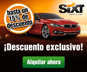 Sixt exclusive promotions Seville airport